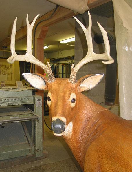 Deer Amp Elk Simpson Artworks